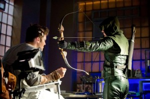 arrow episode 1x19