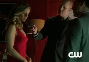 felicity arrow 1x21