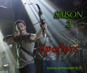arrow-saison-2 spoilers