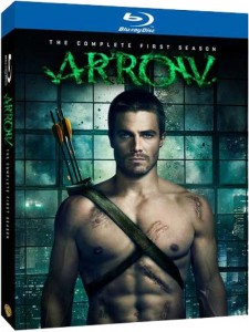 Arrow BluRay dvd saison 1