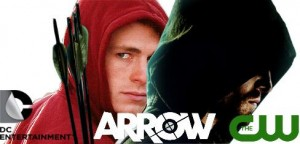 Arrow Saison 2 Roy Hayper Arsenal