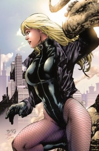black canary arrow saison 2