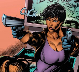 Amanda Waller arrow saison 2