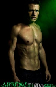Arrow - Season 2 - 2 More Shirtless Posters (1)_595_slogo