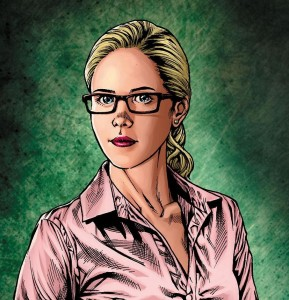 Arrow - Saison 2 Felicity