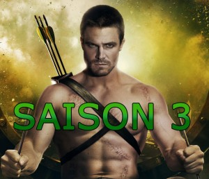 Arrow-saison 3