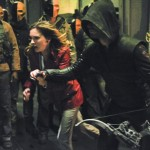arrow 2x21 episode Oliver et Laurel s echappent