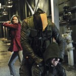 arrow 2x21oliver et Laurel vs deathstroke 2