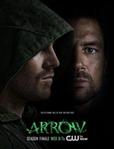 arrow poster promo final saison 2
