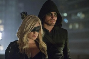 arrow saison 2 canal + family