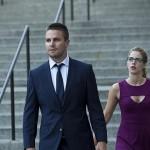 Arrow - Episode 3.01 - The Calm - Promotional Photos Oliver Felicity