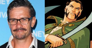 Matthew Nable Ra s al Ghul arrow