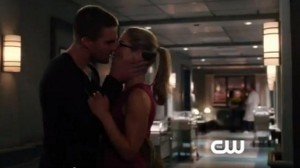arrow oliver + felicity
