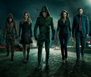 poster arrow saison 3 cw