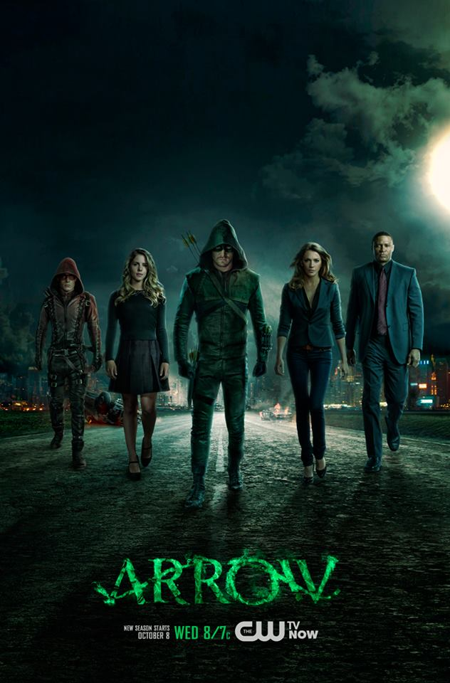 poster arrow saison 3