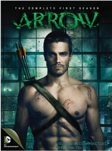 dvd blu-ray arrow saison 1