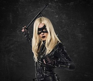 Black Canary- Laurel -Arrow costume