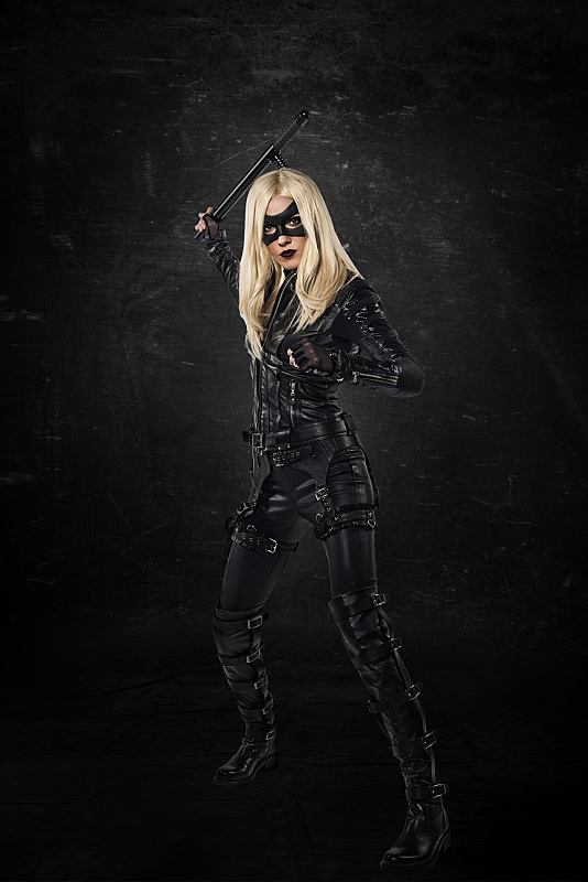 Black Canary- Laurel -Arrow