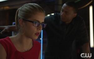 Arrow 3x09 Felicity