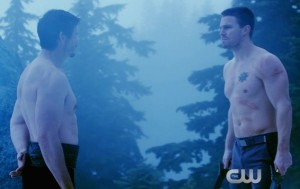 Arrow 3x09 The Climb