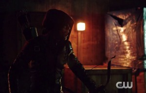 Arrow 3x11 Arsenal