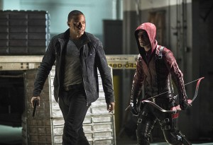 Arrow Diggle et Arsenal 3x10