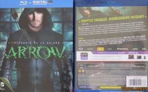 arrow blu-ray saison 1
