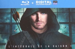 arrow blu-ray saison 1 integrale