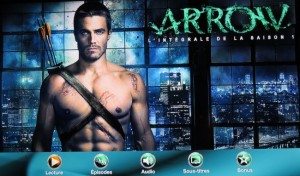 arrow blu-ray saison 1 intro