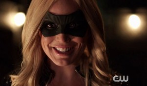 Arrow 3x13 Black Canary