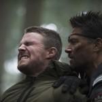 Arrow 3x14 Oliver et Slade 2