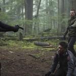 Arrow 3x14 Thea , Oliver  et Slade