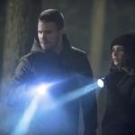 Arrow 3x14 Thea et Oliver