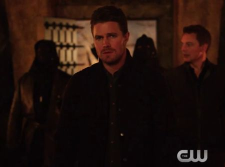 Arrow 3x20 The Fallen Oliver