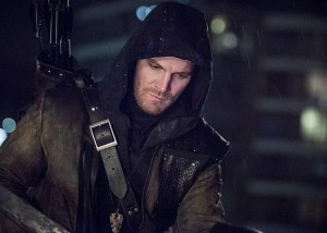 arrow 3x21 Oliver Assassin