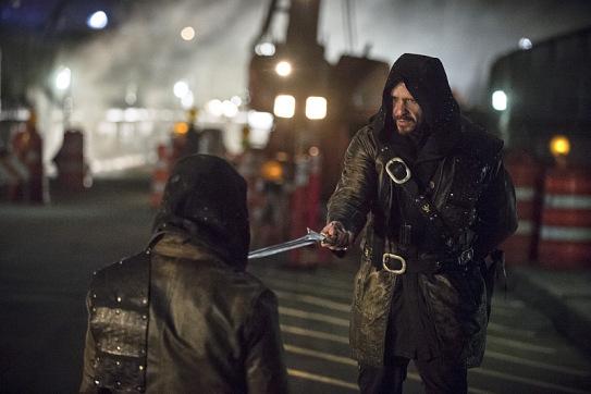 saison 3 arrow