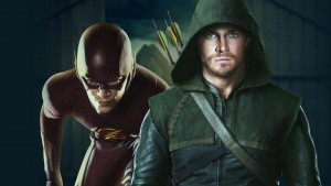 flash-et-arrow sur TF1
