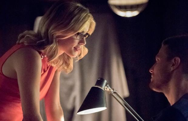 Saison 4 : Première photo promo avec Oliver et Felicity