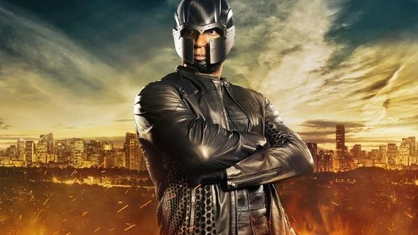 Diggle costume Arrow saison 4