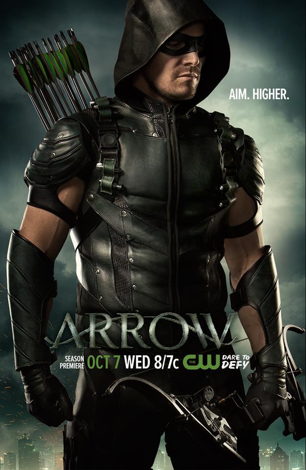 nouveau costume arrow saison 4