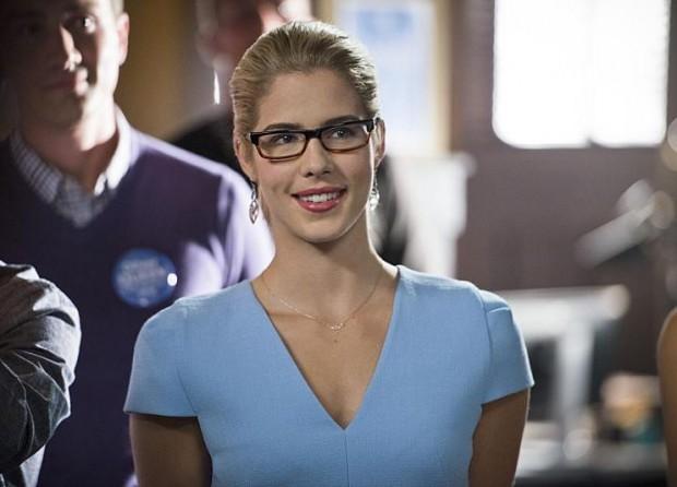 Arrow 4x04 Felicity