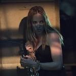 Arrow 4x04 Sara regard demoniaque