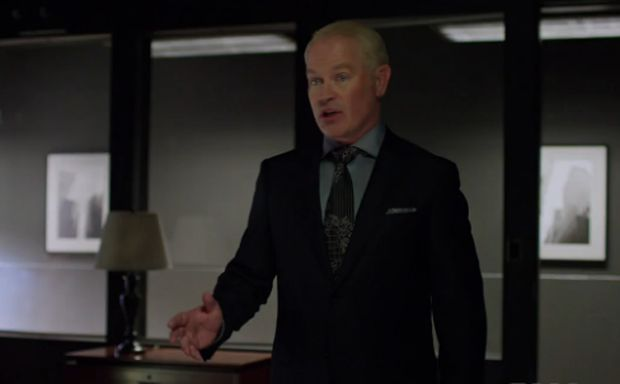 Damien Darhk arrow saison 4