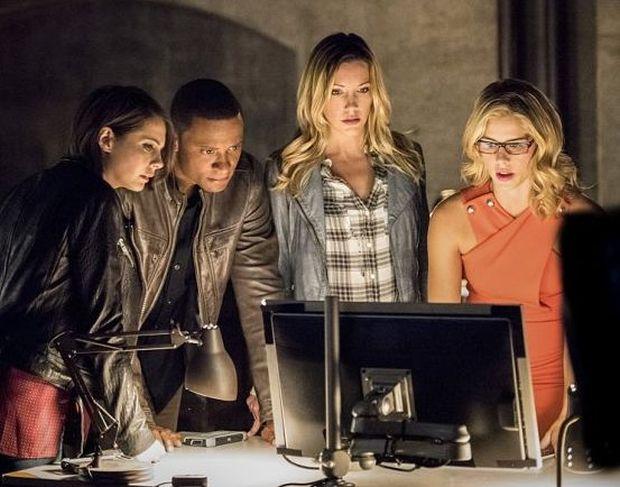 Audiences saison 4 : 2.62 millions de fans pour le retour de Arrow