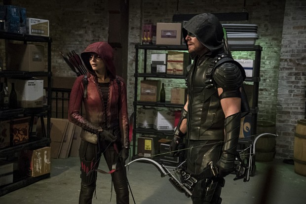 arrow 4x02 speedy oliver green arrow