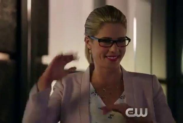 Saison 4 : Extrait de l'épisode 4×02 – Felicity et Curtis