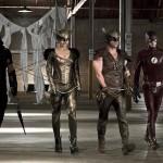 Arrow 4x08 hawkman hawkgirl flash arrow