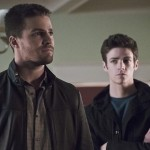 Arrow 4x08 photos  Barry Oliver
