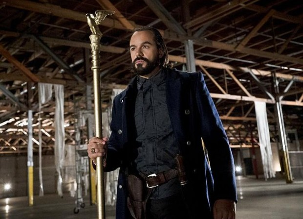 Arrow 4x08 photos Vandal Savage