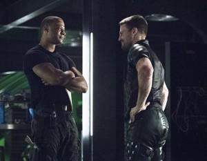 Arrow - Episode 4.07 - Brotherhood - Oliver Diggle